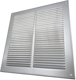 Pressed-steel-return-air-grille