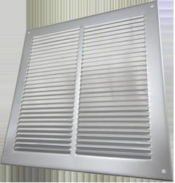 Pressed-steel-return-air-grille